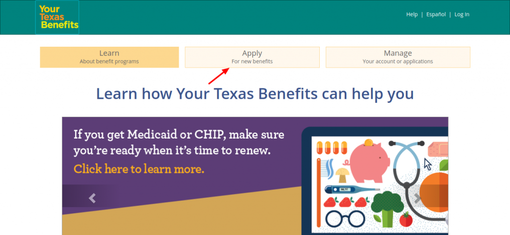 Your-Texas-Benefits-Apply