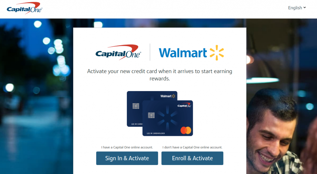 Capital one Reward Credit Card Logo