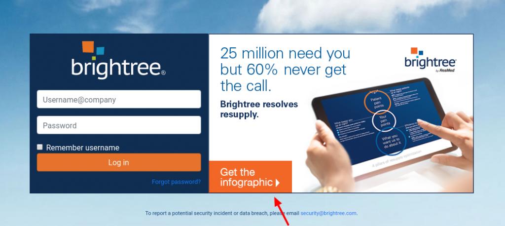 Brightree Register