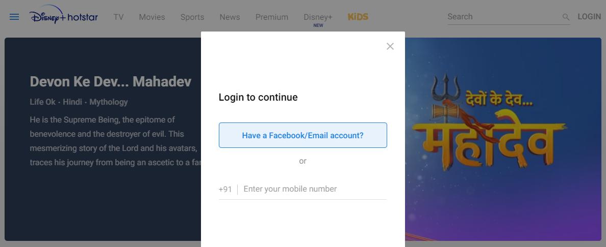Cancel proccess Subscription of Disney Plus Account
