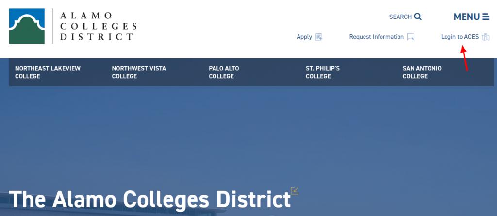 Alamo Colleges Login