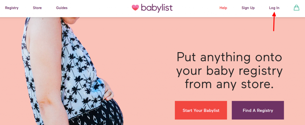 Babylist Login