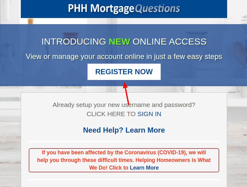 ocwen loan servicing register