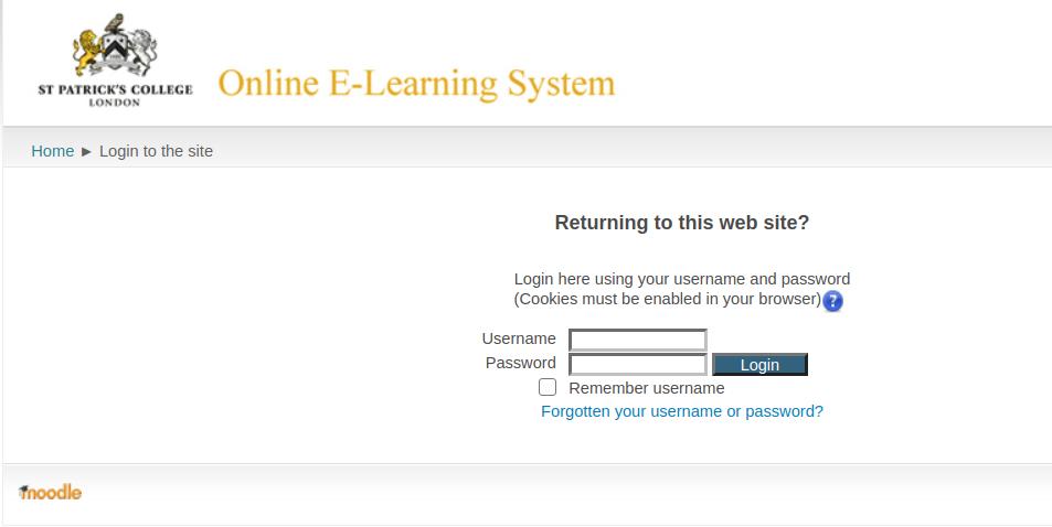 STP Online Login