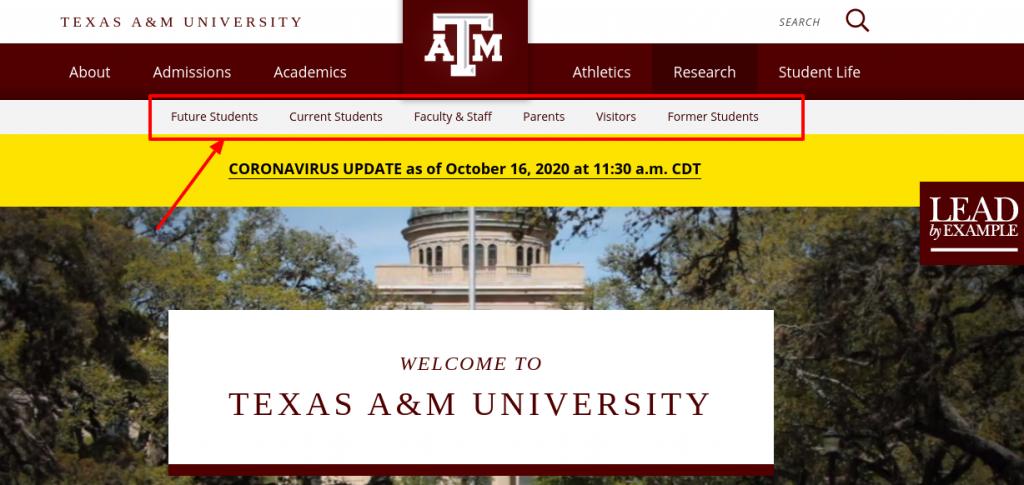 Texas University Login