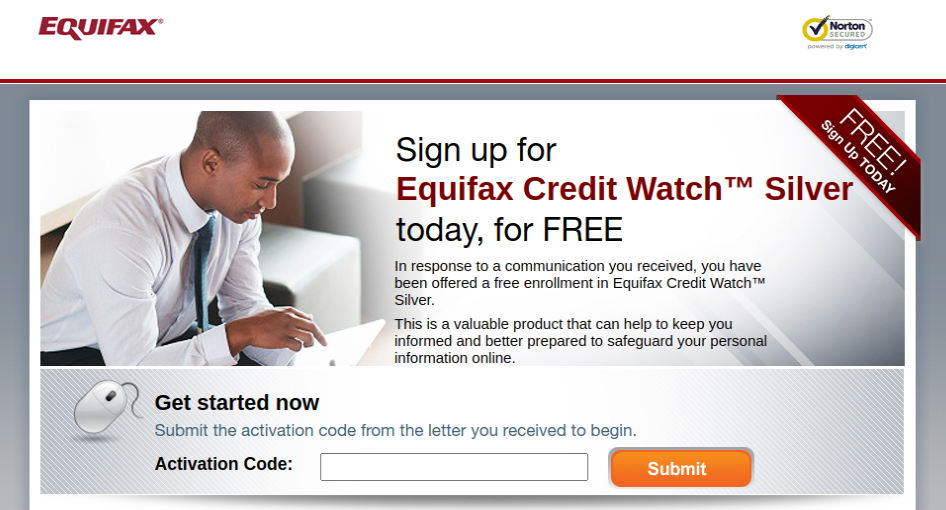 equifax sign up