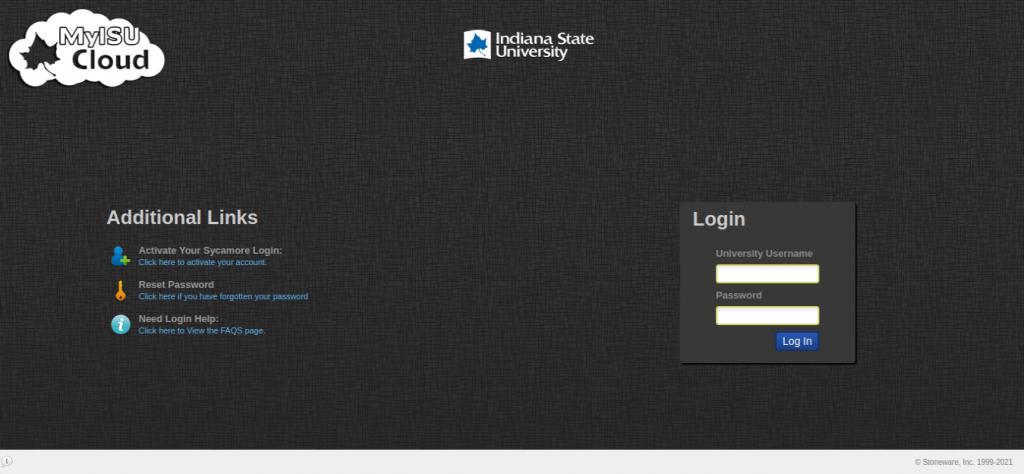 ISU Portal Login