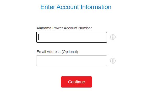 Alabama power online bill pay