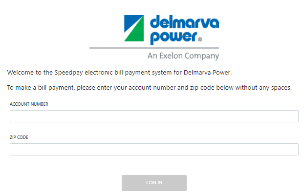 Pay Delmarva Bill Online