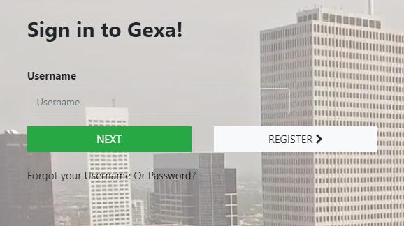 Gexa Energy Login