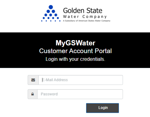 Golden State Water Bill Pay