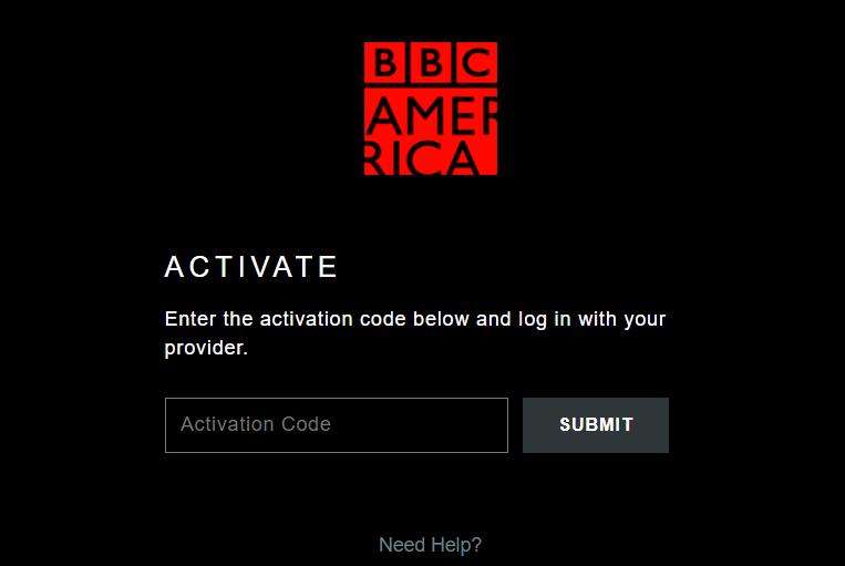 Activate BBC America