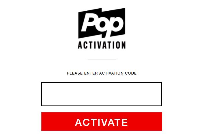 Pop TV Activate