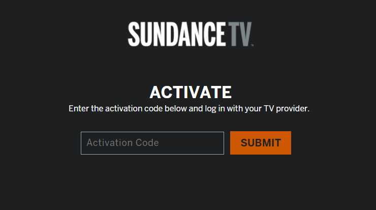 sundance tv activate