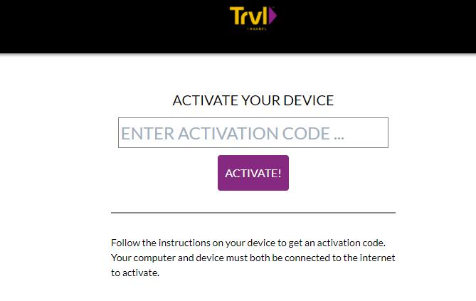 travel activate