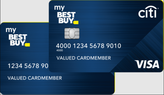 best buy card